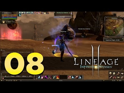 Lineage 2: Infinite Odyssey - Episode 8 - The Wasteland