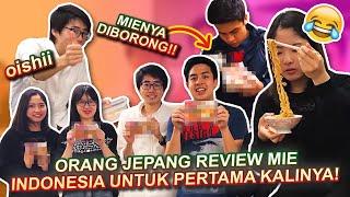 Video REAKSI ORANG JEPANG MAKAN MIE GORENG INDONESIA! MP3, 3GP, MP4, WEBM, AVI, FLV Juni 2019
