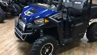 6. 2018 POLARIS RANGER 570 EPS P902384