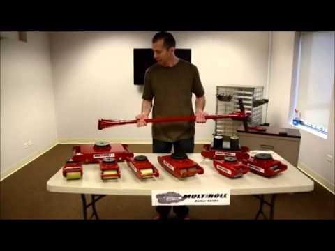 Mult-Roll Machine Roller Skate aka Multi Ton