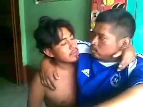 Dos Borrachos Besandose
