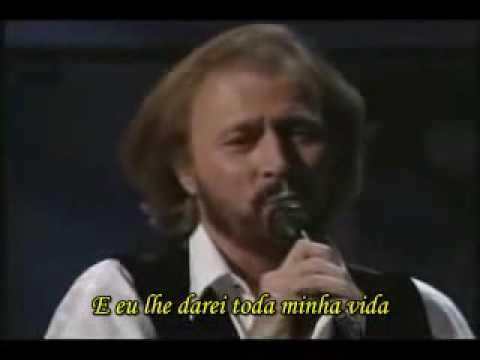 The Bee Gees - Words