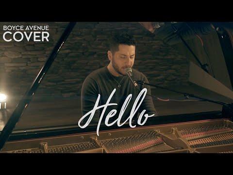 "Adele  ""Hello (Adele)"" Cover by Boyce Avenue"