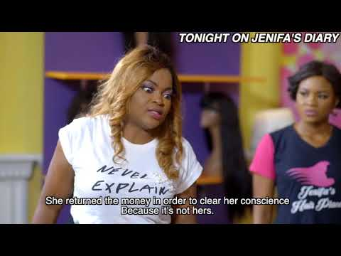 Jenifa's diary Season 11 EP8- showing Tonight on AIT (ch 253 on DSTV), 7 30pm