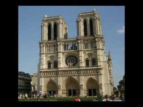 Notre Dame Cathedral Paris Pipe Organ Gigout Toccata