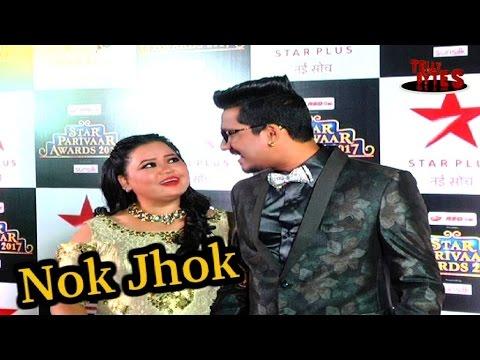 Bharti and Harsh's Nok Jhok on Star Parivar Awards