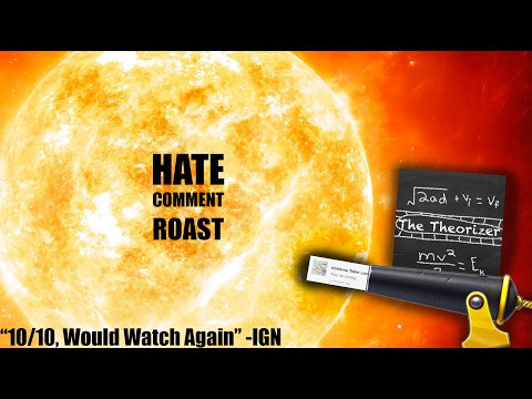 Quarter Million Subscriber Special: Hate Comment Response #3