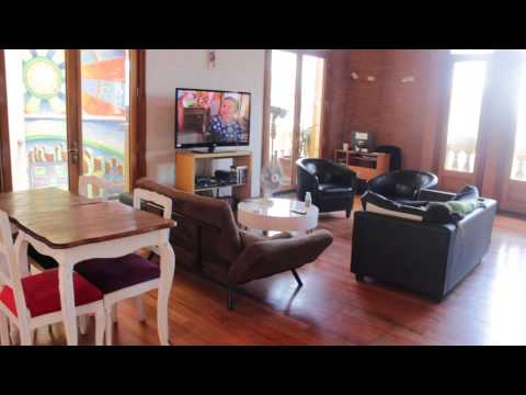 Video av Plaza de Armas Hostel