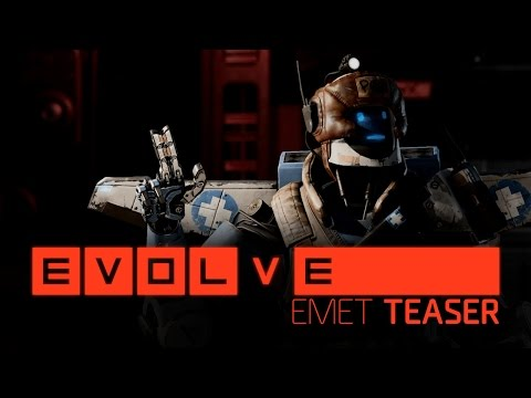 Evolve – Emet Teaser – HD Gameplay Trailer