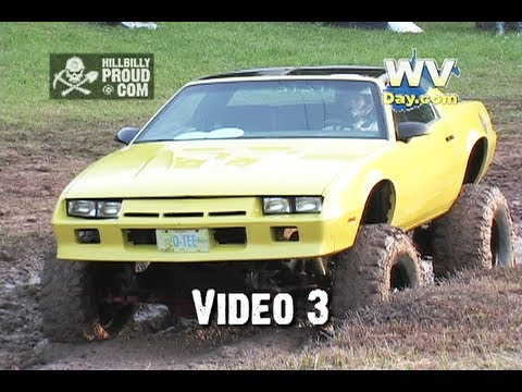4×4 Camaro gets down and dirty at Havoc in the Hills Mud Bog