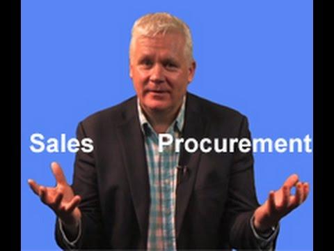 Insight- Sales vs Procurement