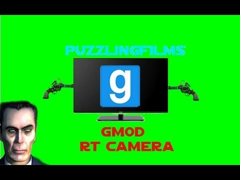 how to get rt camera in gmod 13