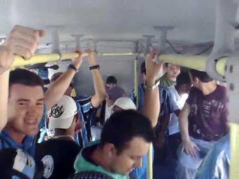 T6 do Grêmio - Horto mágico, atirei o pau no inter, pingos de amor - DESCONTROLE - Geral do Grêmio - Grêmio