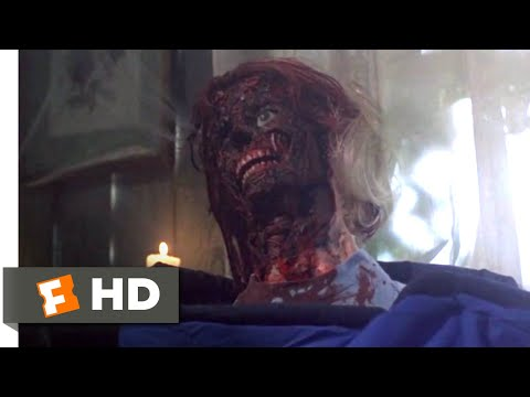 Sleepaway Camp 2: Unhappy Campers (1988) - Cabin of Corpses Scene (10/10)   Movieclips