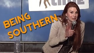 Stand Up Comedy By Michele Mahone - Being Southern
