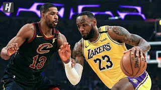 Cleveland Cavaliers vs Los Angeles Lakers - Full Highlights   January 13, 2020   2019-20 NBA Season