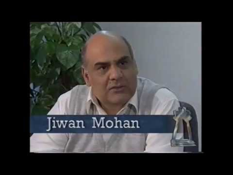1995 Ethnic Business Awards Finalist – Non Manufacturing Category -Jiwan Mohan – JK International Pty Ltd