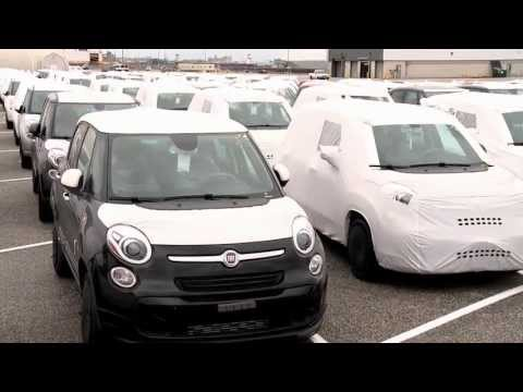 Baltimore - Subscribe for more car videos: http://bit.ly/AutoMotoTV Fiat 500L Arrives at the Port of Baltimore Follow us @AutoMotoTV - http://www.twitter.com/AutoMotoTV ...