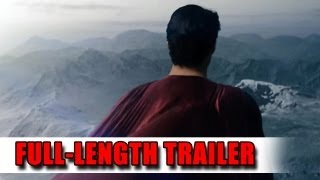 Man of Steel Full-Length Trailer