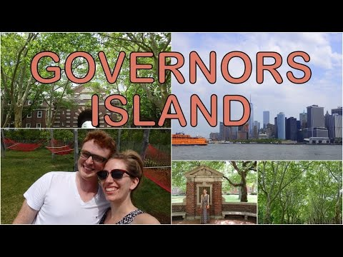 VIDEO: Exploring Governors Island in New York City