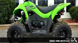9. 2015 Kawasaki KFX 50  - Columbia Motorsports LLC - Columb...