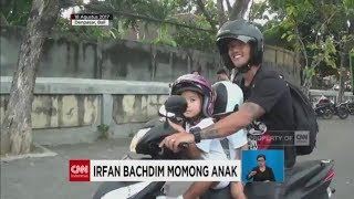Video Ditinggal Istri Kerja, Irfan Bachdim Momong Anak MP3, 3GP, MP4, WEBM, AVI, FLV Januari 2018