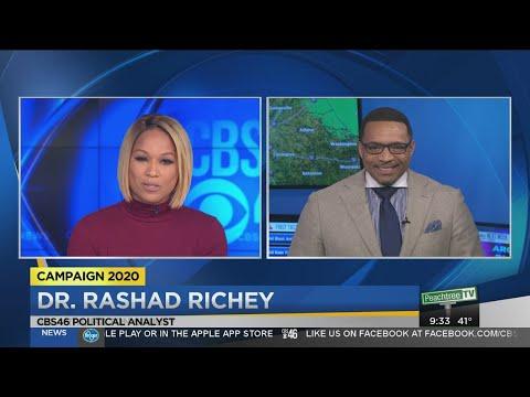 Rashad Richey: POTUS reaching out to black voters