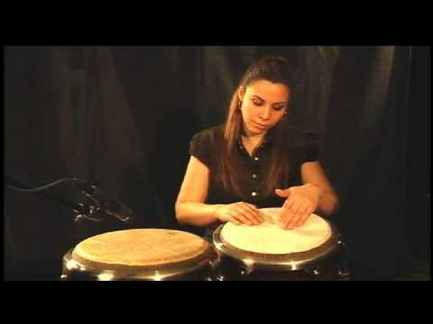 Jocelyn Alvarez: Toca Percussionist