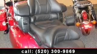 8. 2012 Honda Gold Wing Audio Comfort Navi XM - RideNow Powers
