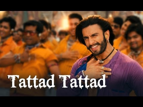 new song - To watch more log on to http://www.erosnow.com Watch 'Tattad Tattad' Full Song - http://erosnow.com/#!/music/watch/1000669/goliyon-ki-raasleela-ram-leela/600...