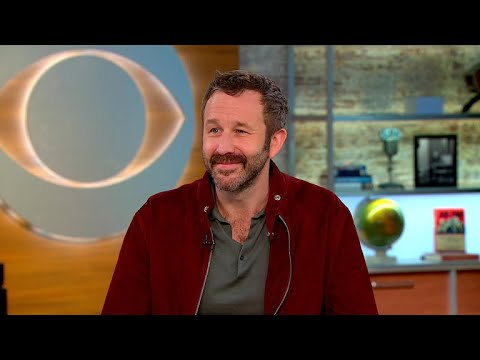 """Chris O'Dowd on playing a """"tough"""" guy in """"Get Shorty"""""""