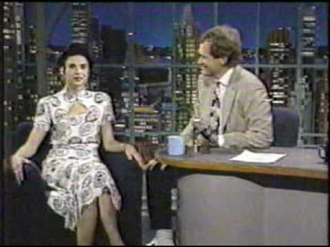 Demi Moore on Letterman, 7/27/90