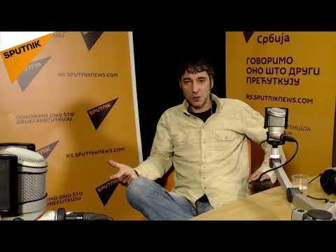 Krešimir Mišak autor kultne emisije 'Na rubu znanosti' gost Sputnjika
