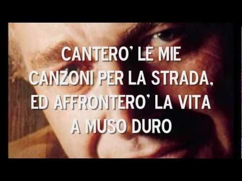, title : 'ITALIA LOVES EMILIA   A MUSO DURO ( TESTO )'
