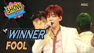 Comeback Stage WINNER위너  FOOL Show Music Core 20170408