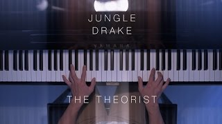 Drake - Jungle | The Theorist Piano Cover