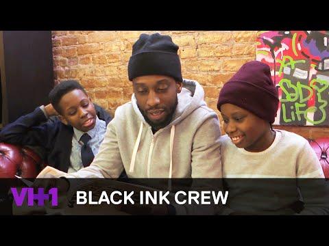 Walt Teaches His Kids About The Birds & Bees 'Sneak Peek' | Black Ink Crew