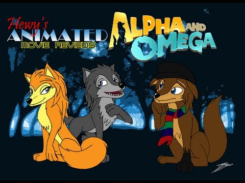 Hewy's Animated Movie Reviews #29 Alpha and Omega