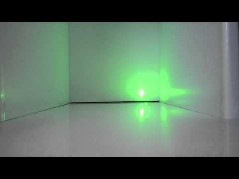 True Green Laser Pen 5mW - DX