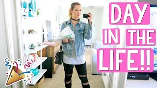 DAY IN THE LIFE!!! AlishaMarieVlogs by Alisha Marie Vlogs