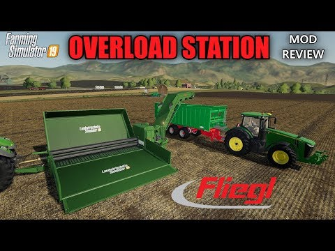 Fliegl Overload Station v1.0.1.1