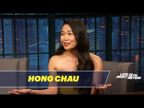 Hong Chau Shares Her Story as a Refugee Coming to America