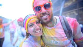 The Color Run Trieste Shine Tour 2015