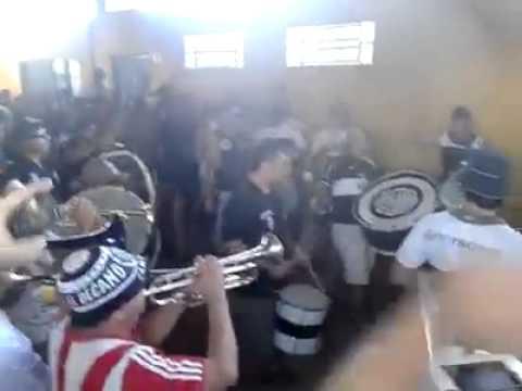 La murga del Olimpia - Previa vs 25 Pagantes - La Barra del Olimpia - Olimpia