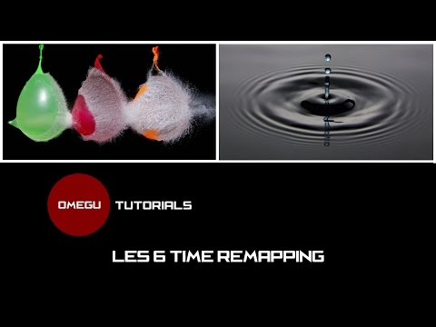 Tutorial Adobe After Effects CC - Les #6 - Time Remapping -slow Motion- (Nederlands)