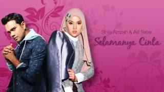 Video Selamanya Cinta - Shila Amzah & Alif Satar [OST Suri Hati Mr Pilot] (Audio) MP3, 3GP, MP4, WEBM, AVI, FLV Desember 2017