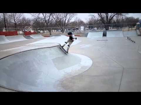 Mouse trap (Oakland Topeka skatepark) 2
