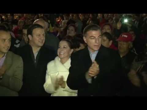 Navidad en Puebla, Mundo de los Deseos 2014.
