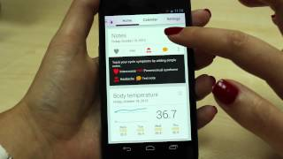 Period & Ovulation Tracker Vídeo YouTube