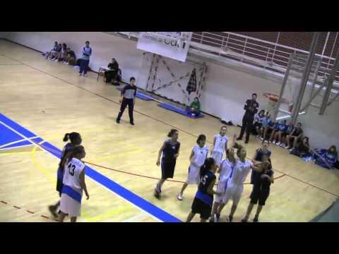 CB Burlada A vs CB Burlada B, 22/01/11